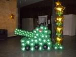 5.Танк-800 руб., колонна из звезд-1000 руб.