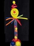 15. Клоун шар в шар(воздух)-900р.