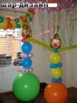 39. Клоун на шаре(воздух,гелий)-по 500р.
