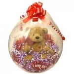 27.Подарок в шаре (воздух)-от 300р.(без игрушки).