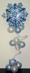 48.Букет с фольгированными шарами гелий-от 700р.