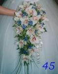 """30. Букет невесты """"Изумление"""" - 4000р."""